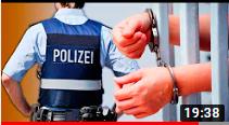 Арест, тюрьма и уголовное дело в Германии